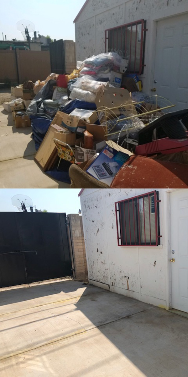 Residential Cleanup #1